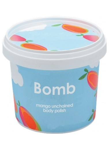 Bomb Cosmetics Mango Unchained Vücut Peeling 375g Renksiz